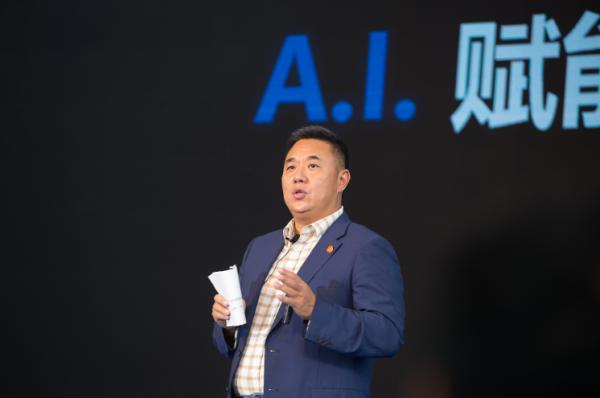 上市20年,低调到无人知晓,今借力AI拿下100亿智能订单