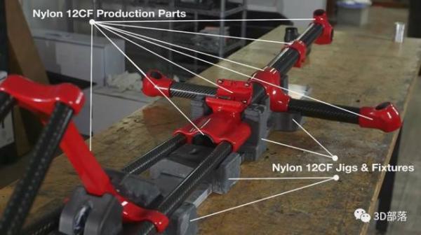 【三的部落之技术分享】FDM新材料解析— Nylon 12CF碳纤维材料