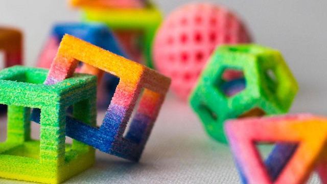 距离3D打印一切,我们还有多远?