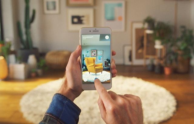 增强现实应用悄然崛起,苹果ARKit如何变革零售业?
