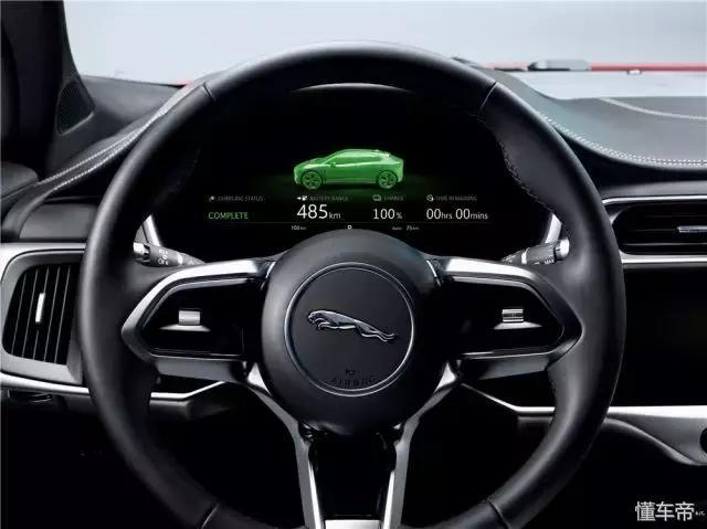 捷豹 I-PACE,引领电动豪华汽车新风范