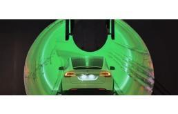 马斯克在拉斯维加斯的无人驾驶汽车隧道已接近完成
