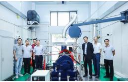 广汽集团氢气发动机成功点火!