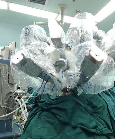 手术机器人辅助切除罕见肿瘤已成现实!