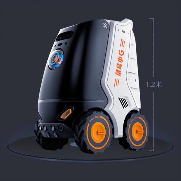 多款送货机器人亮相:未来机器人送货到你家!