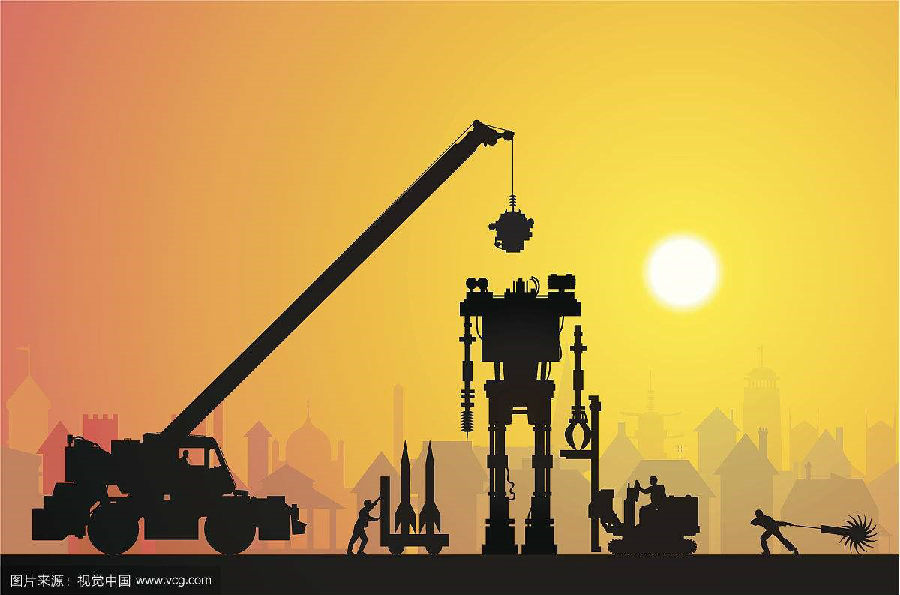 """老龄化""""杀死""""建筑工人,AI拯救建筑业"""
