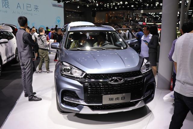 奇瑞最值得买的一款车,堪称巅峰之作,起步价仅9.88万