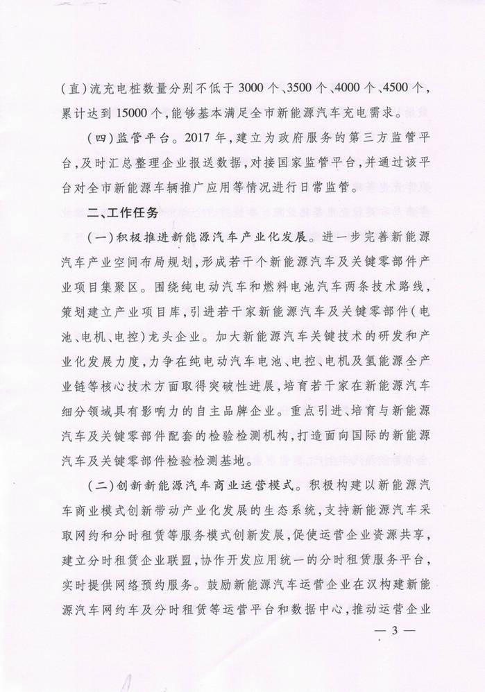武汉2020年累计推广新能源汽车1.8万辆