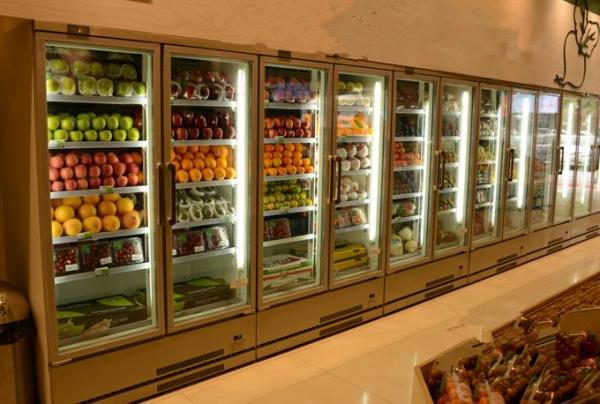 冷藏柜LED照明市场借力冷链物流发展壮大