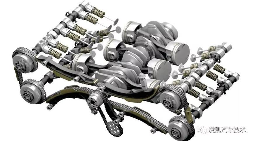图解汽车发动机技术5-发动机配气机构