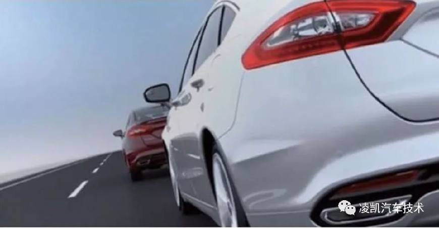 汽车科技网:'图解汽车电气技术5-自适应巡航系统'