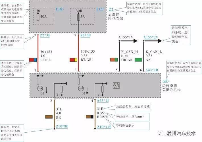 电路识读8-宝马车系电路图特点 - ofweek智能汽车网