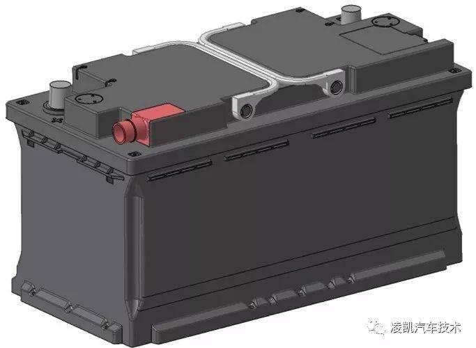 锂电:'图解汽车电气系统11-汽车低压锂电池技术'