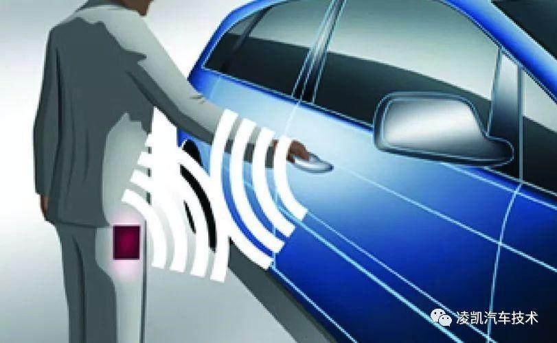 图解汽车电气技术18-无钥匙进入系统