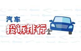 五月国内汽车质量投诉指数分析报告