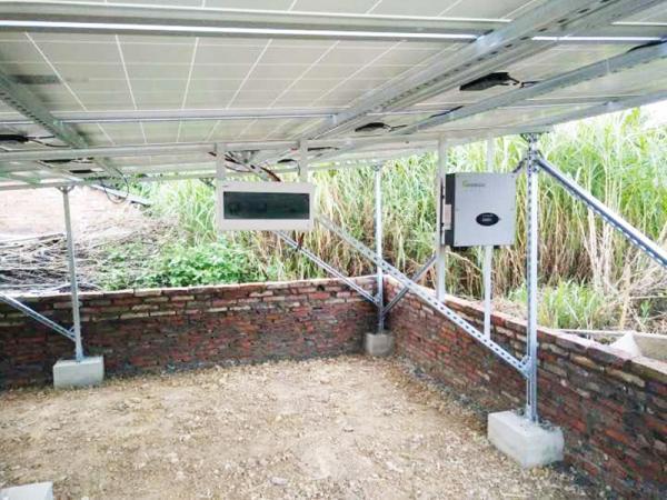 迅猛发力!古瑞瓦特为阳江首个分布式光伏发电扶贫项目注入新活力