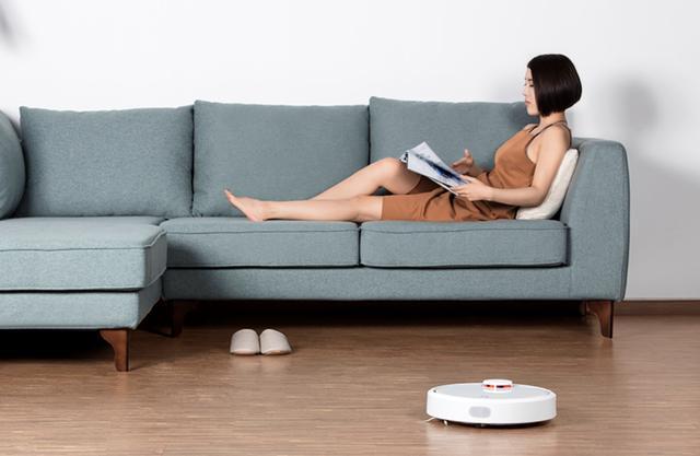 米家扫地机器人公布用户使用大数据:73%的男人在家都是劳模!