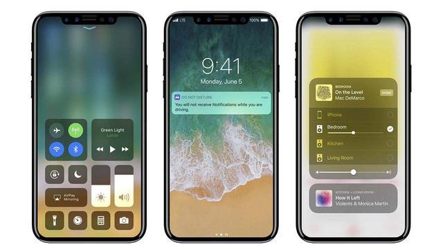关于全面屏,三星不说自己是iPhone 8也不会说!