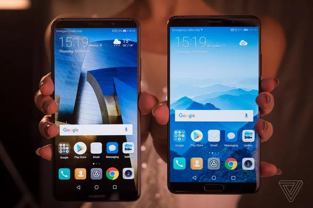 借助Mate10华为将超越苹果,成为全球第二大智能手机厂商