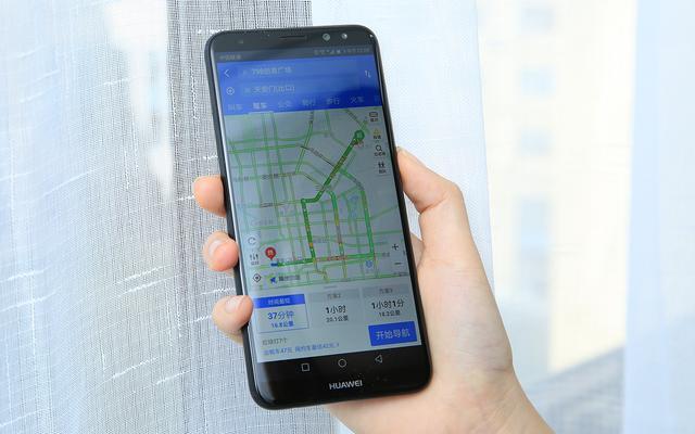 华为首款全面屏手机 麦芒6视野提升10%玩游戏更有胜算
