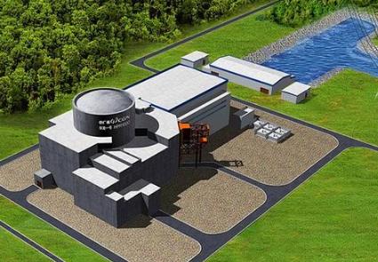 我国将建造全球首座高温气冷堆核电站