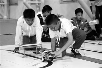 3D打印技术运用到仓储机器人身上