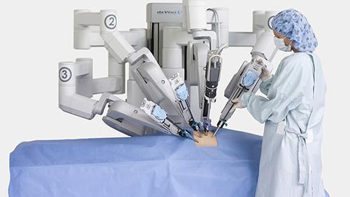 医疗机器人已经来临