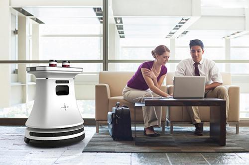 别急,我来为你普及智能服务机器人那些事......