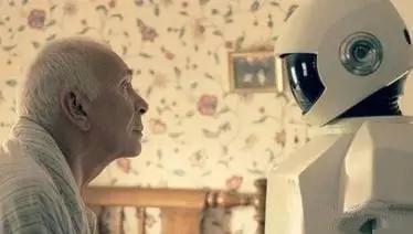 服务机器人,你最好的伙伴