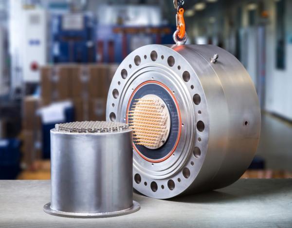 肖特玻璃-金属电气贯穿件为我国首座高温气冷反应堆提供解决方案