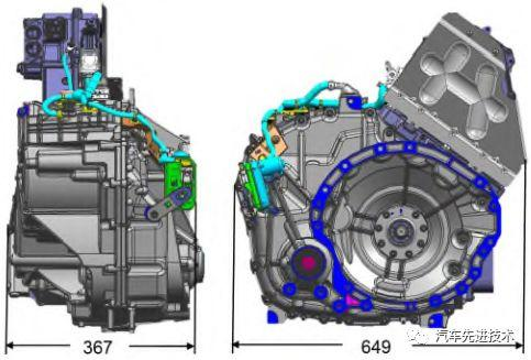 克莱斯勒 新一代大捷龙(Pacifica) 插电混合动力(PHEV )