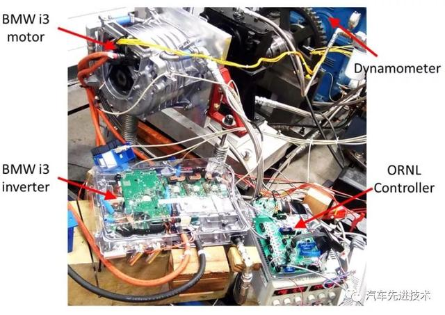 宝马纯电动汽车 i3(2016款)电机(Motor)、电控(PCU)