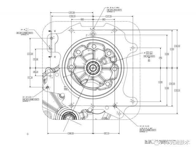 ofweek新能源汽车网 检测/维修/保养 正文  高度尺寸: 输入扭矩50-185
