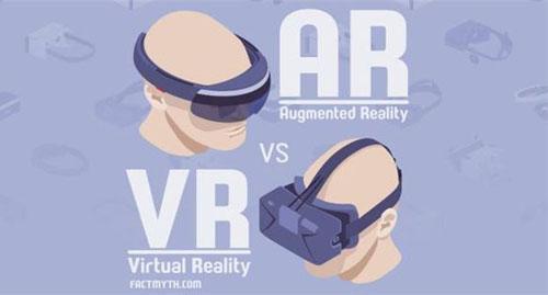 5G的发展将为VR/AR带来巨大的商业机遇