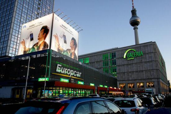 跃居德国市场第四 中兴手机抢跑欧洲