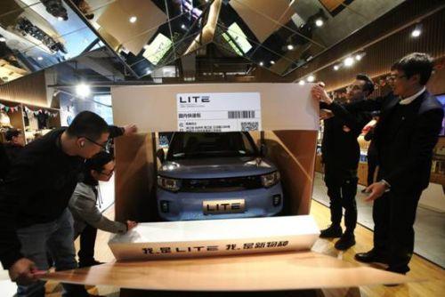 商业模式首发 LITE成首个进驻潮玩科技品店的汽车品牌