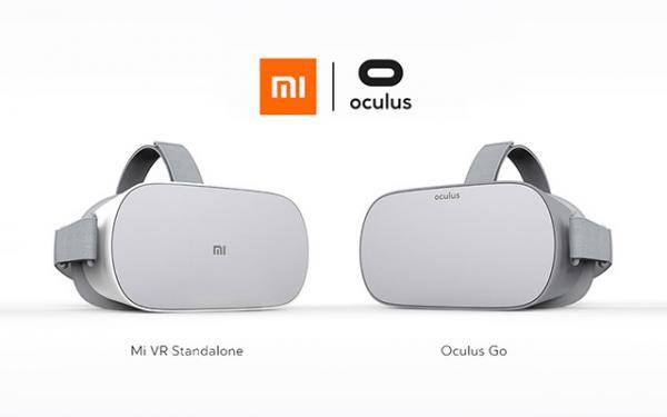 小米联手Oculus推出一款针对中国市场的VR一体机