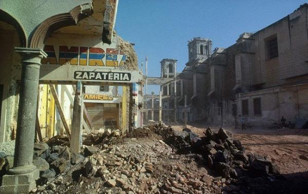 高科技检测机器人助力地震灾后重建工作