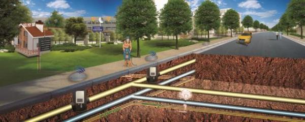 复杂的管道清淤工作,其实可以交给机器人来做···