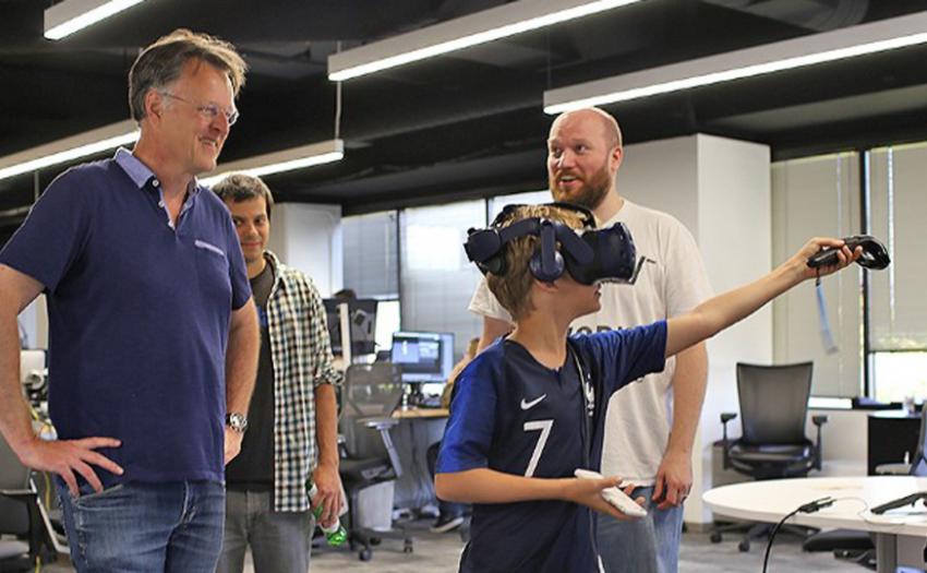 苹果聘请VR内容公司Jaunt创始人 以支持其VR计划
