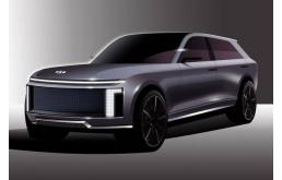 基于E-GMP平台,现代IONIQ 7或成为大尺寸纯电SUV?