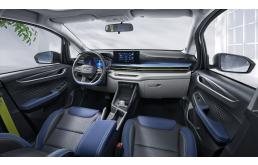 不到6万的SUV,几何EX3功夫牛续航322km,又是一款油改电?