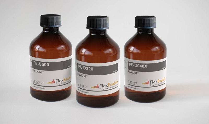 FlexEnable 战略聚焦发展掀动低成本柔性显示器新浪潮