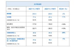 Soitec发布2021上半财年报告:销售额达2.54亿欧元
