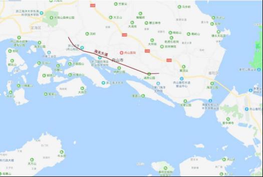 """道路照明改造方案∣上海三思点亮舟山10Km交通""""大动脉""""128.png"""