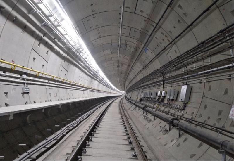 5G系统地铁部署