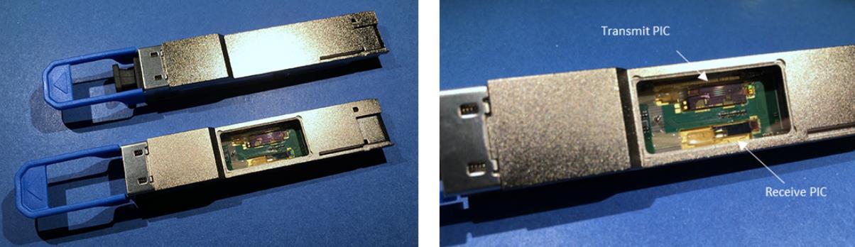 """亨通光电推出400G数通硅光模块,赋能数据中心""""新基建"""""""