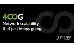 瞻博网络推出全新400G数据中心交换机