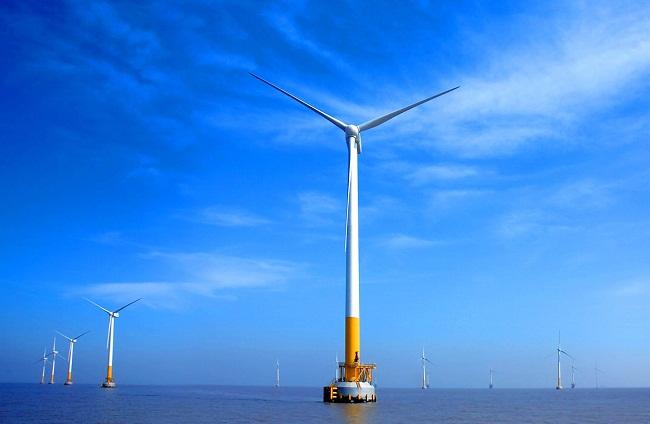 国际财团将在韩蔚山海域开发500兆瓦浮式风电场
