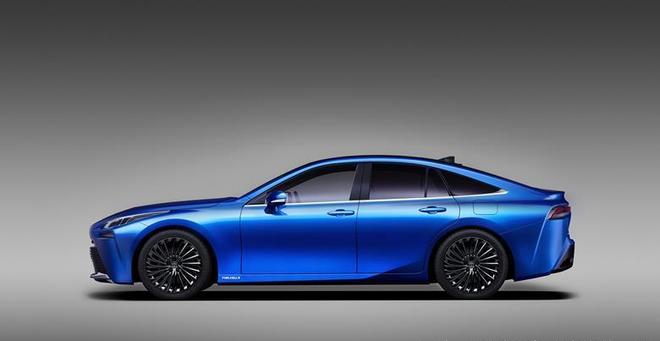 广汽丰田今年年底引入氢能源汽车示范运行